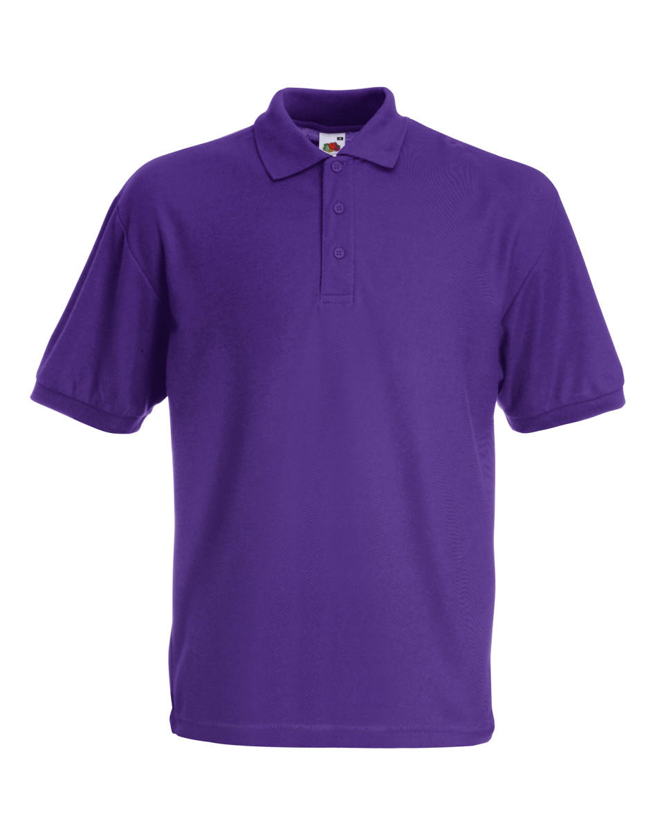 Purple Classic Polo Shirt