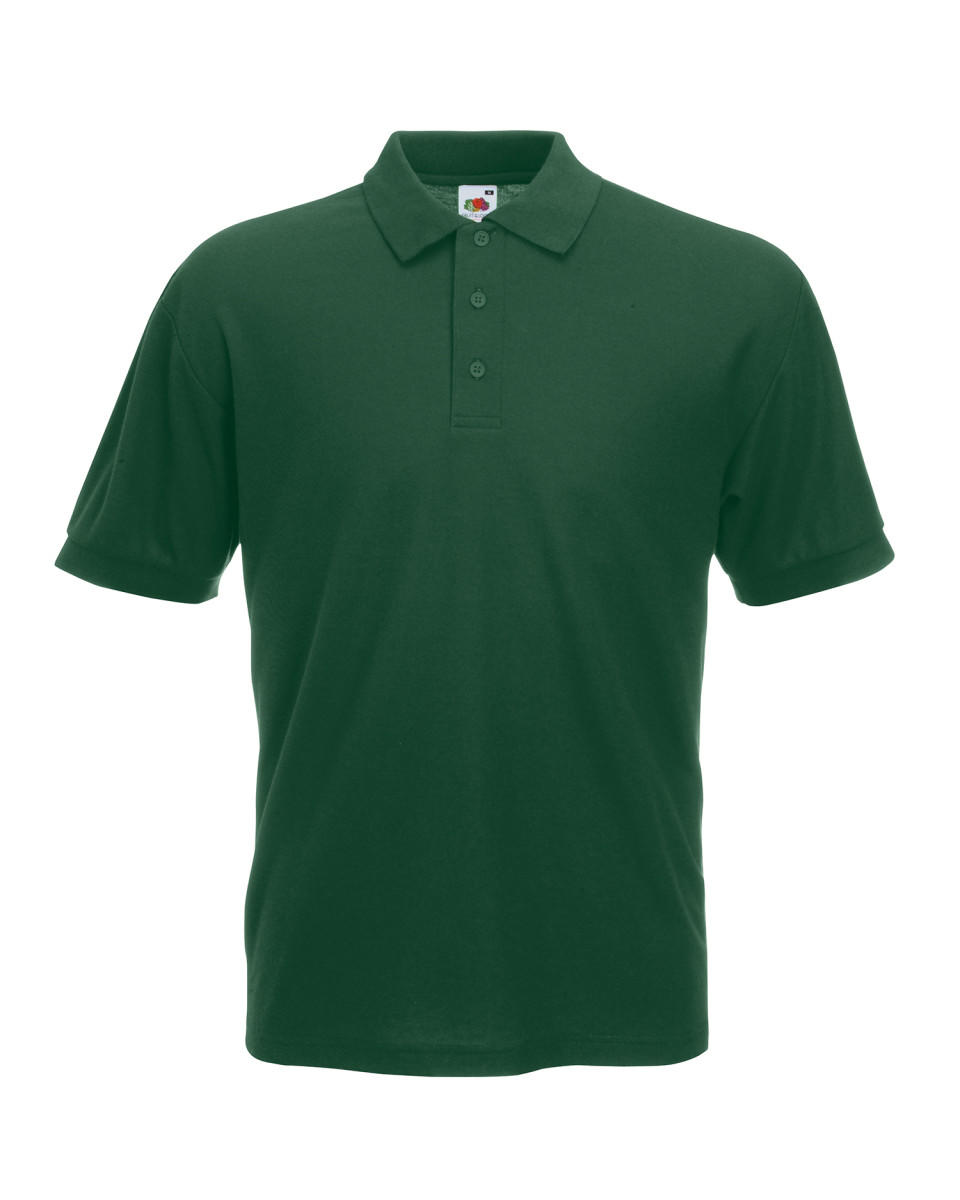 Bottle Green Classic Polo Shirt