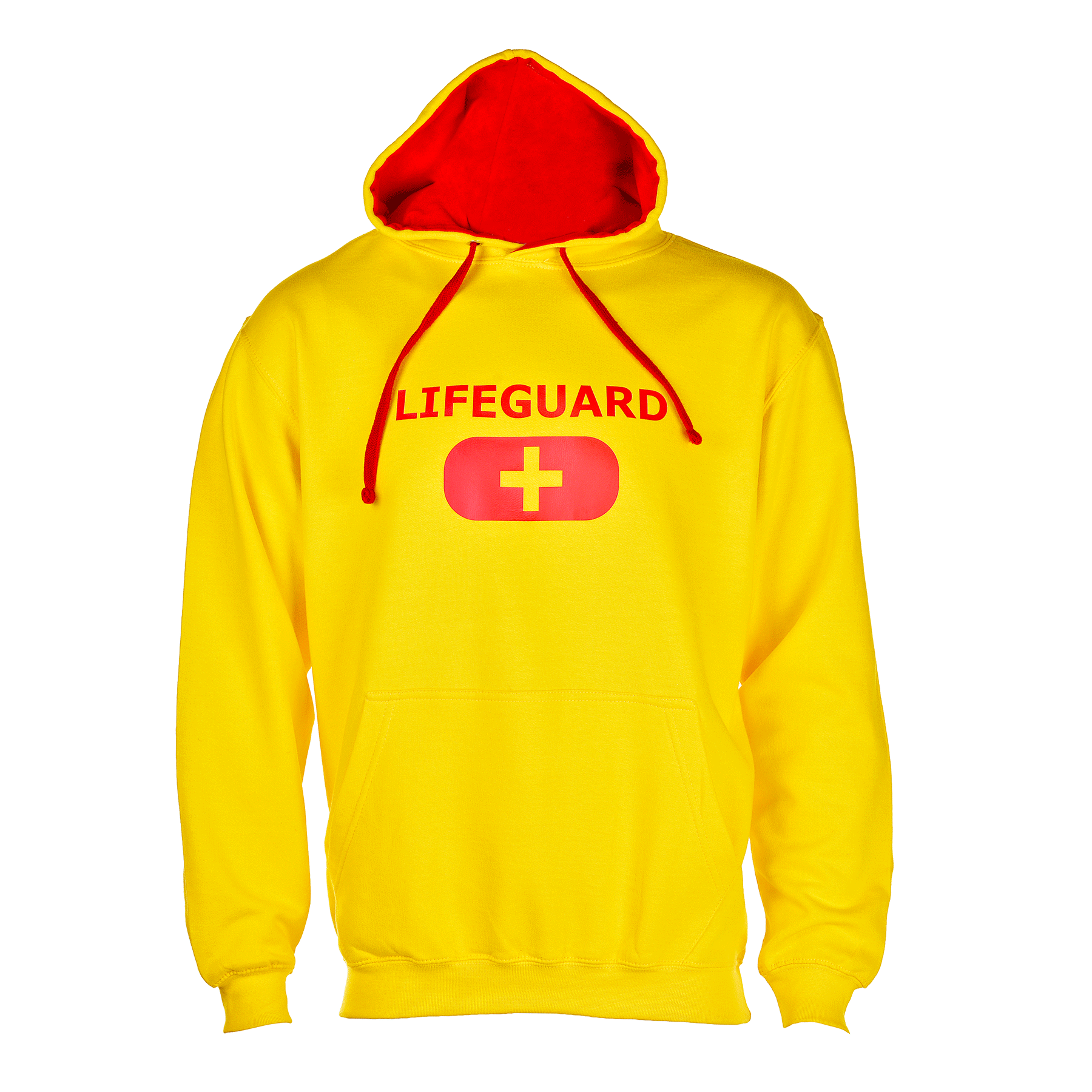 The Lifeguard Contrast Hoodie