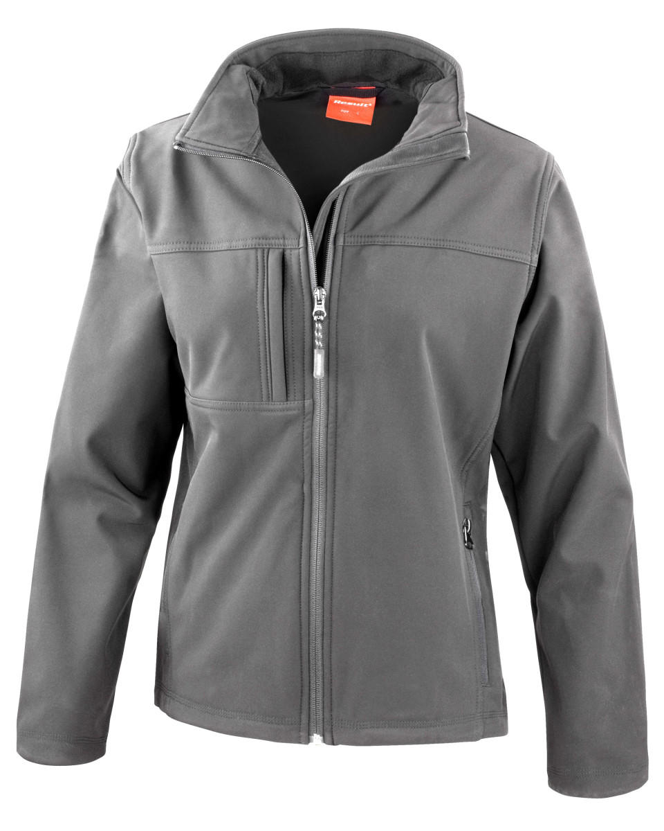 Soft Shell Women's Sports Jacket