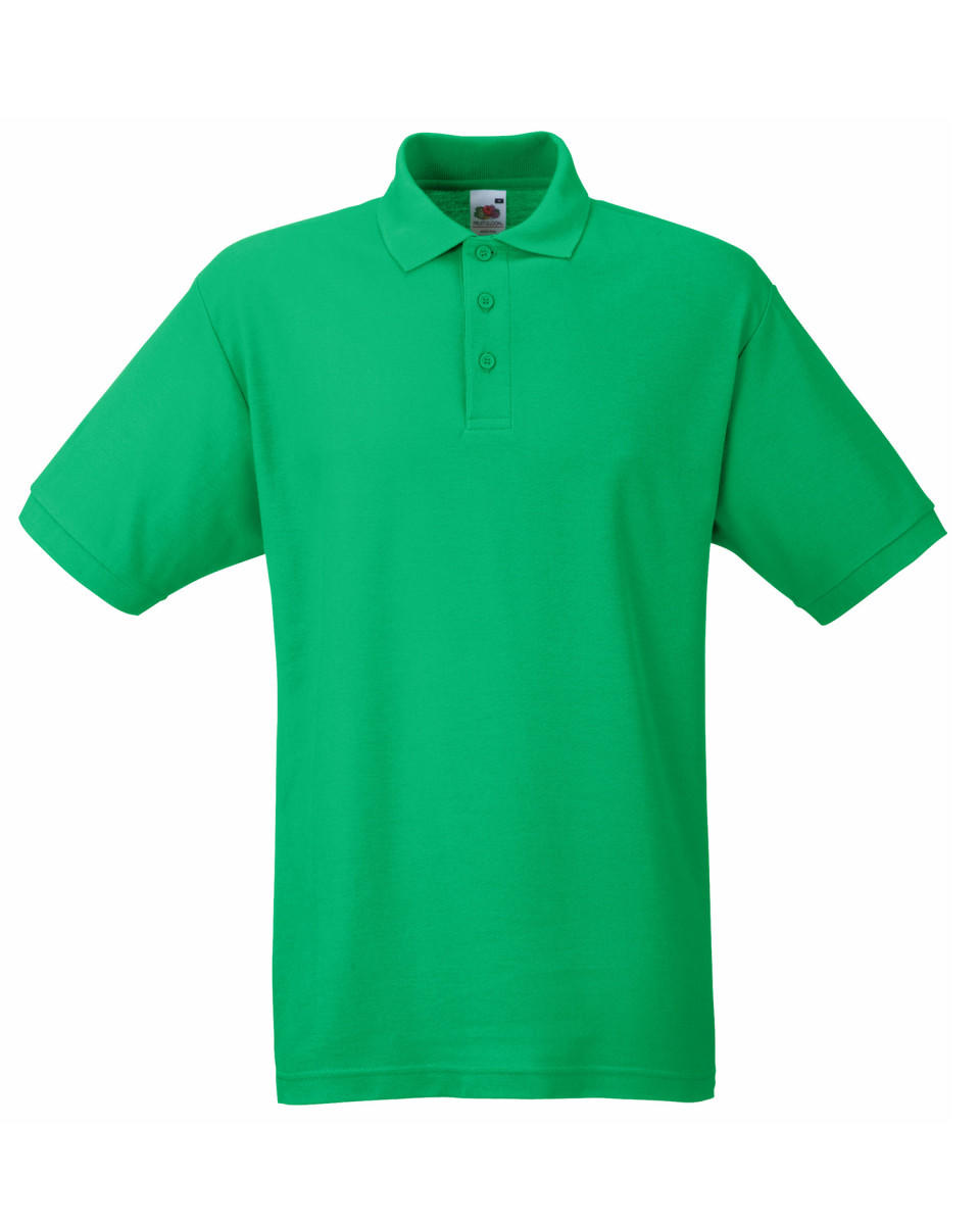 Kelly Green Classic Polo Shirt