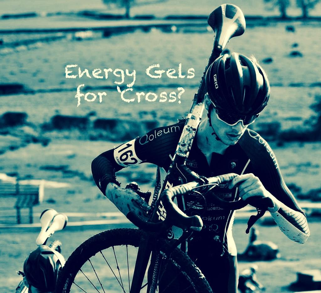 Energy Gels For Cyclo-Cross?