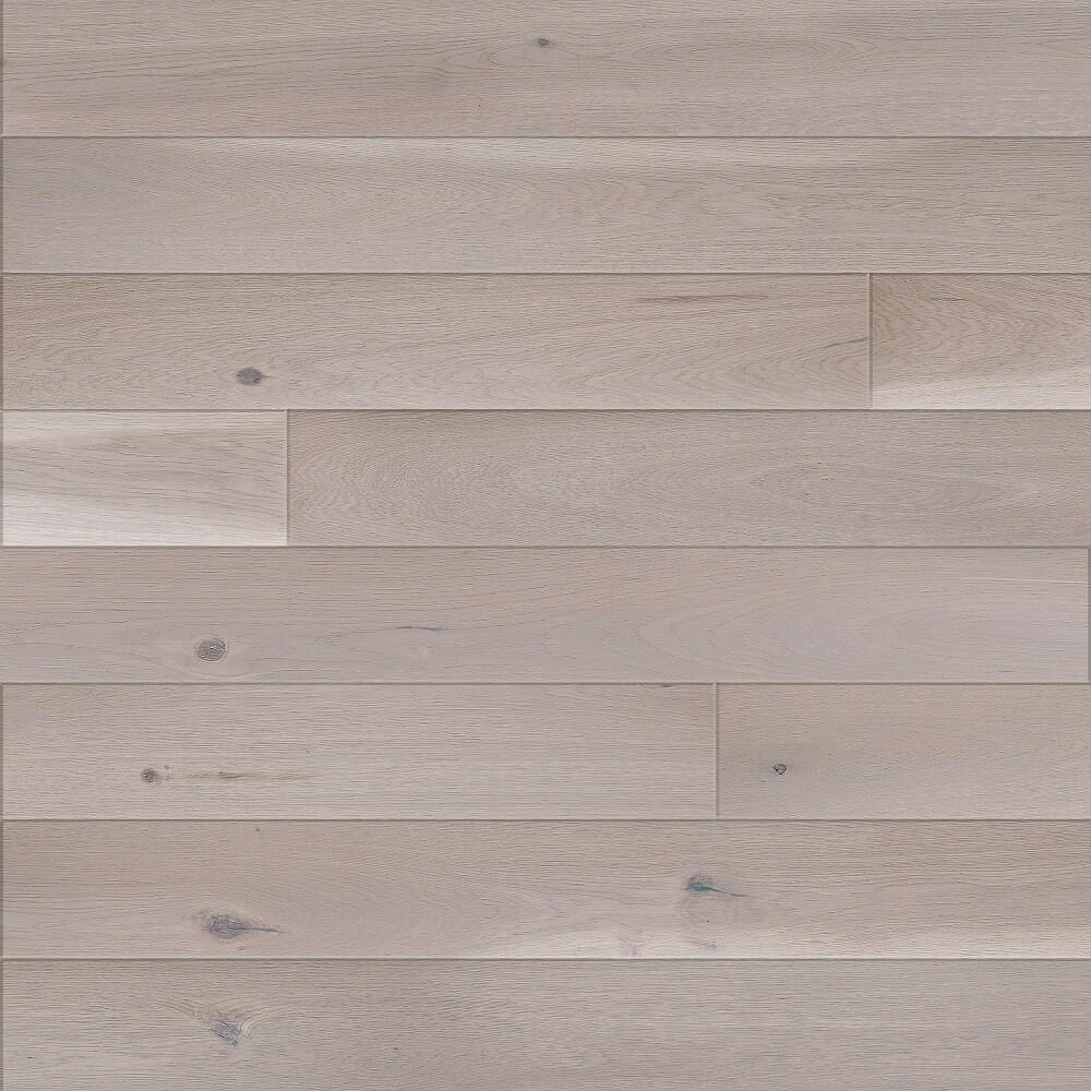 Baelea Narrow Silver Oak UV Matt Lacquered 130mm Wide Engineered Wood Flooring BF41