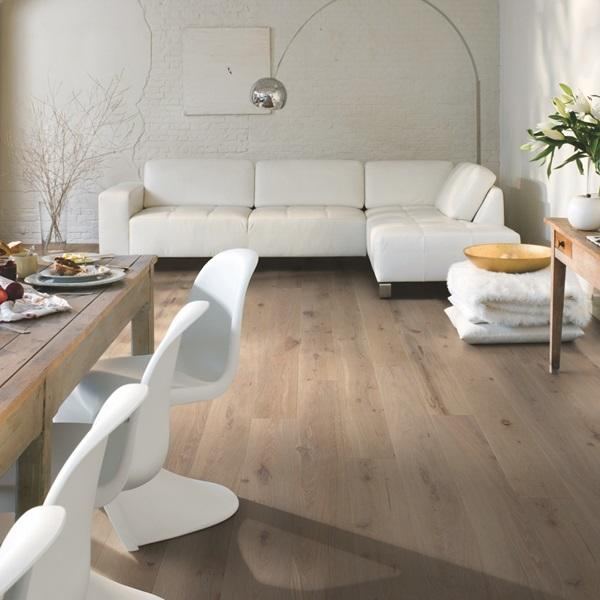 Quick-Step Palazzo Blue Mountain Oak Oiled Engineered Realwood Flooring PAL3094S