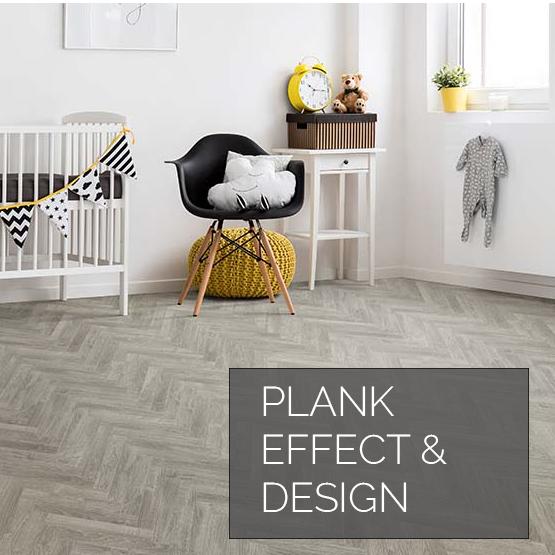 Laminate Flooring Plank Effect & Design
