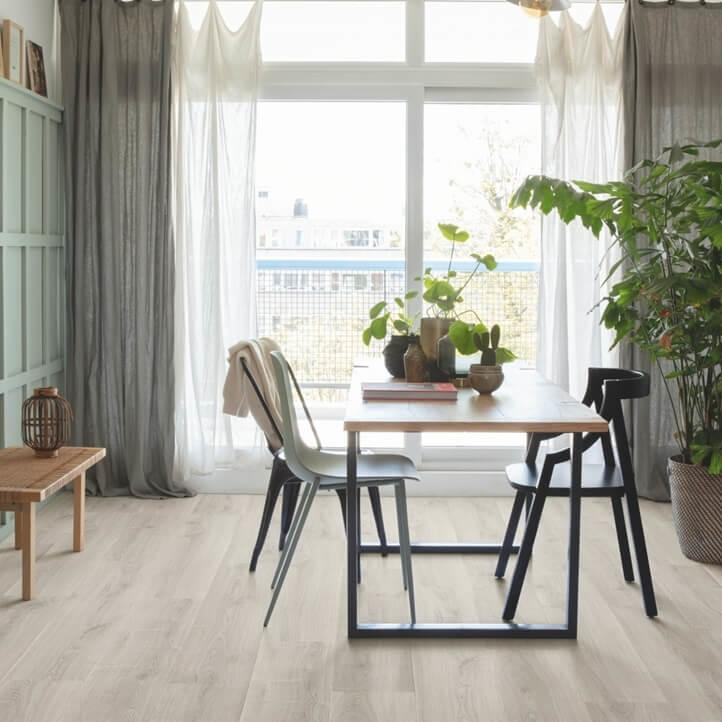 Quick-Step Signature Brushed Grey Oak SIG4765 Laminate Flooring