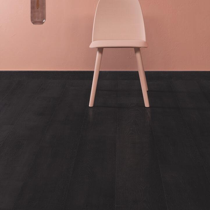 Quick-Step Signature Painted Oak Black SIG4755 Laminate Flooring