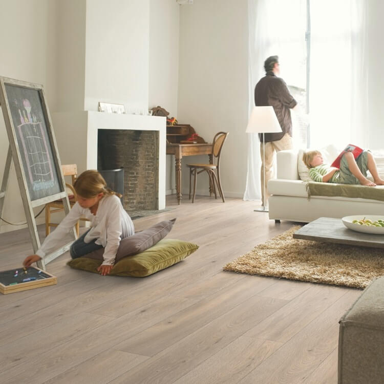 Quick-Step Largo Long Island Oak Natural LPU1661 Laminate Flooring
