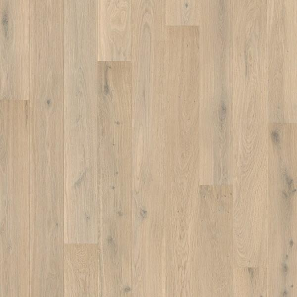 Quick-Step Compact Oak Himalayan White Extra Matt Engineered Realwood Flooring COM3098