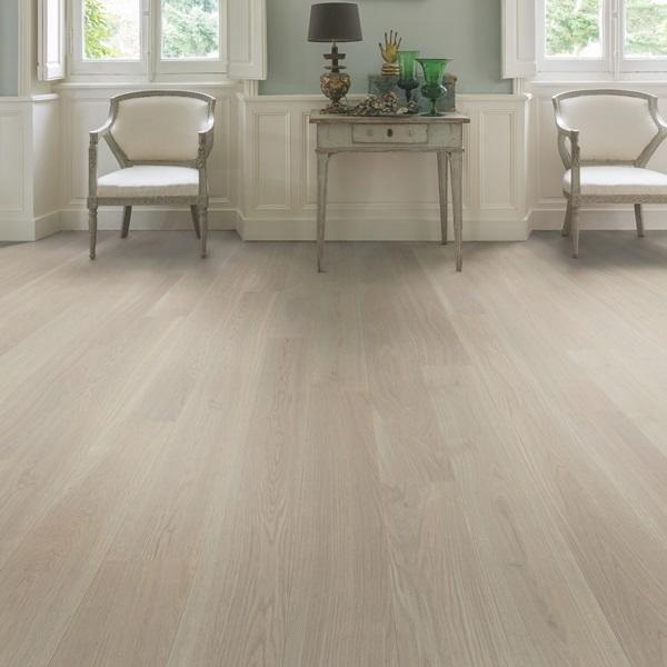 Quick-Step Palazzo Frosted Oak Oiled Engineered Realwood Flooring PAL3092S