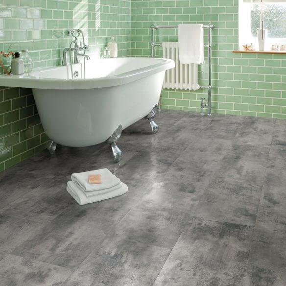 Natural Solutions Carina Tile Click Luxury Vinyl Flooring