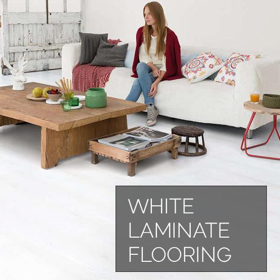 Shop White Laminate Flooring Now