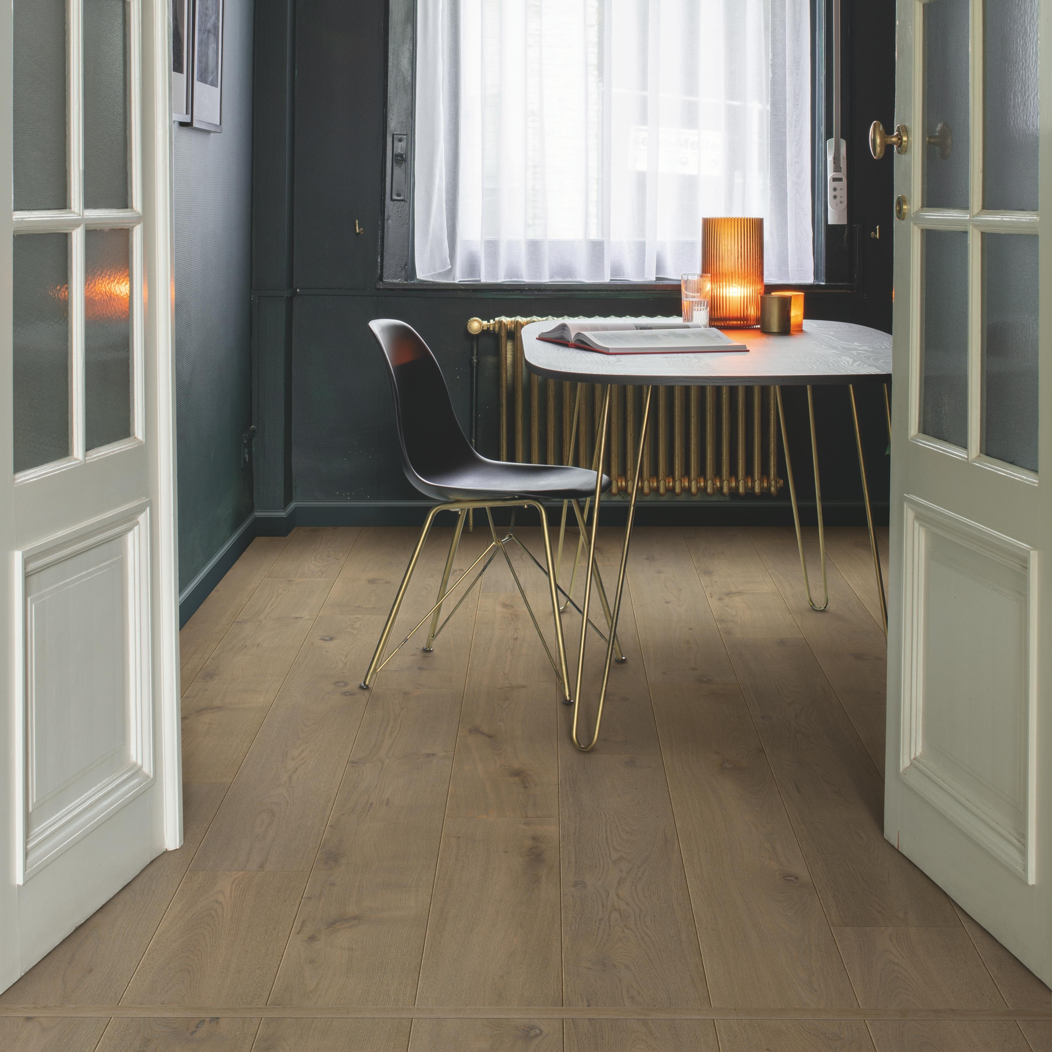 Quick-Step Imperio Light Royal Oak Oiled Engineered Realwood Flooring IMP5103S