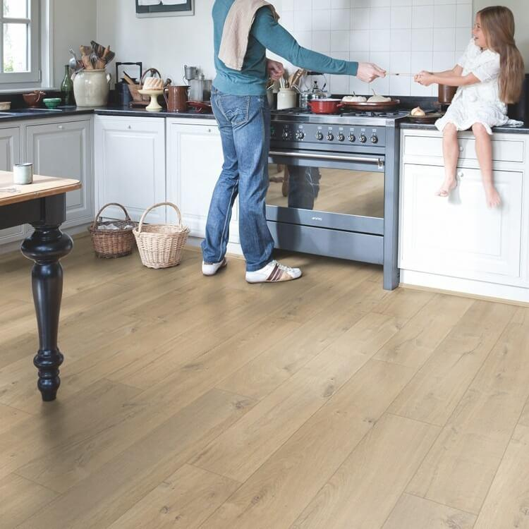 Quick-Step Impressive Soft Oak Medium IM1856 8mm Laminate Flooring