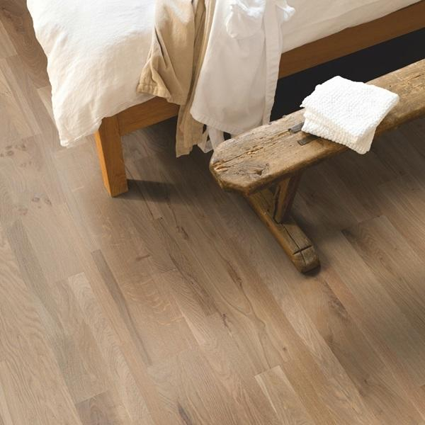 Quick-Step Variano Champagne Brut Oak Oiled Engineered Realwood Flooring VAR1630S