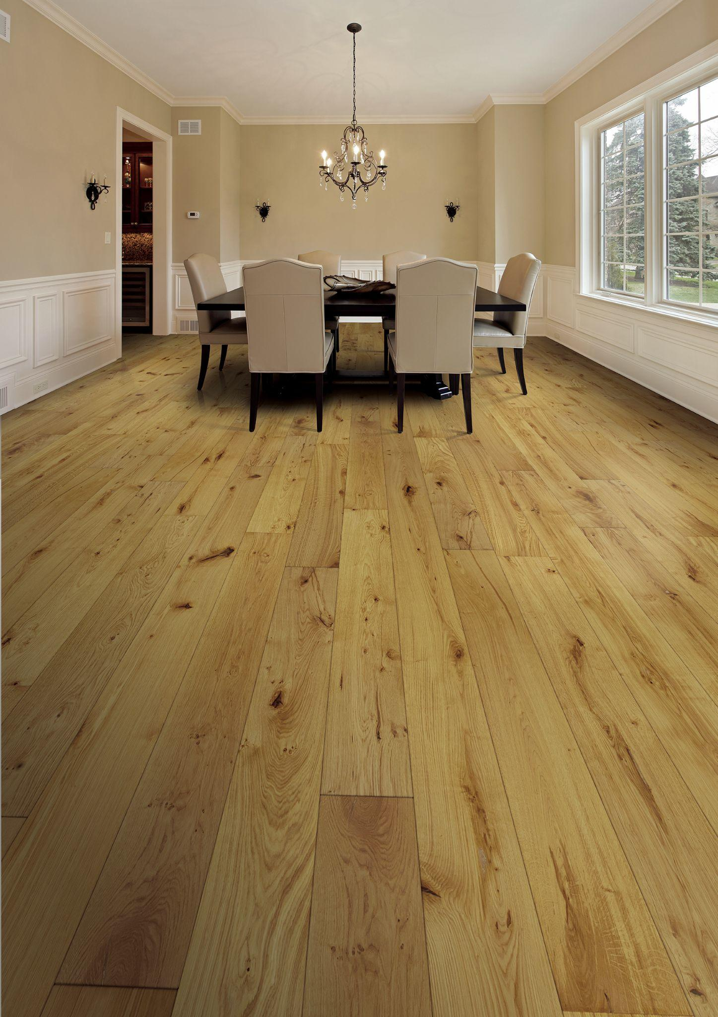 Tuscan Grande Rustic Oak Flat Sanded & UV Oiled TF310 Engineered Wood Flooring