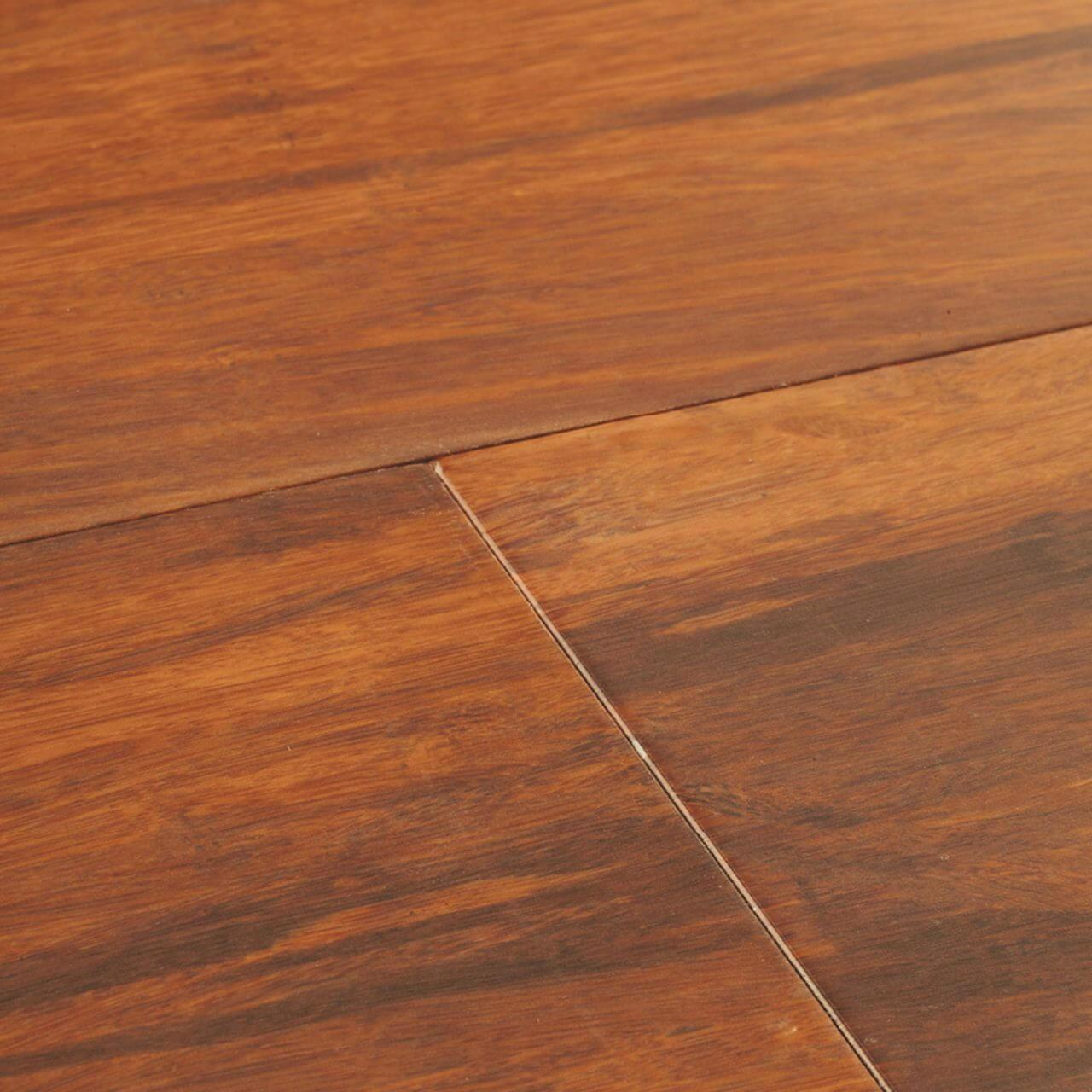 Woodpecker Oxwich Coffee Strand Matt Lacquered Bamboo Flooring 20-SWC-001