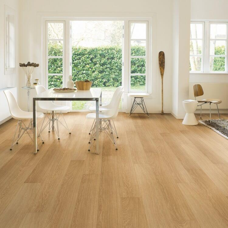 Quick-Step Impressive Ultra Natural Varnished Oak IMU3106 12mm Laminate Flooring