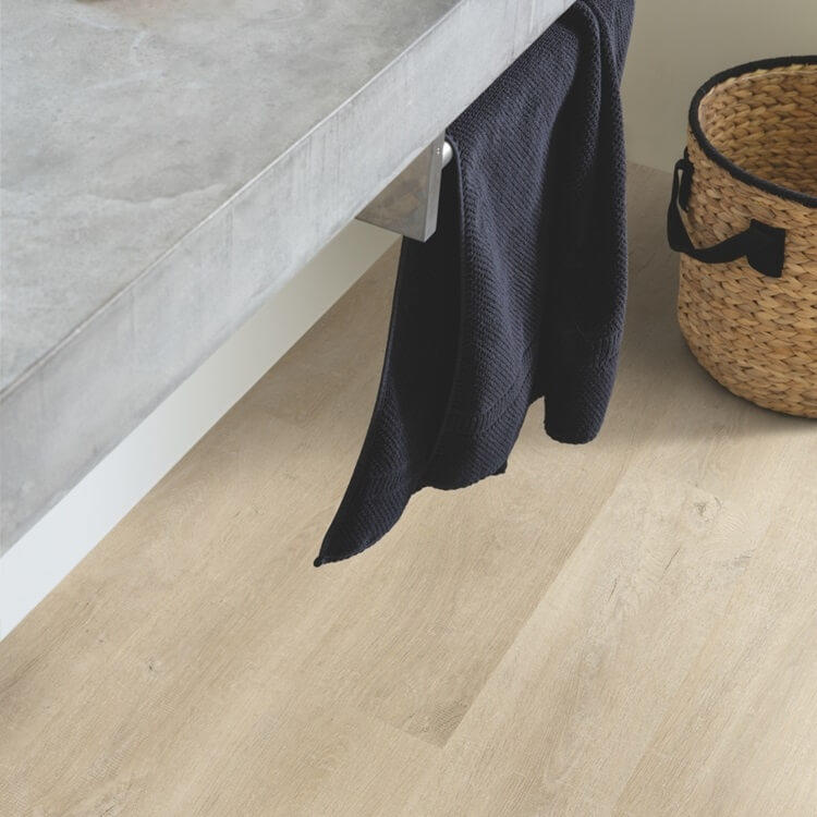Quick Step Eligna Venice Oak Beige Planks EL3907 Hydroseal Laminate Flooring