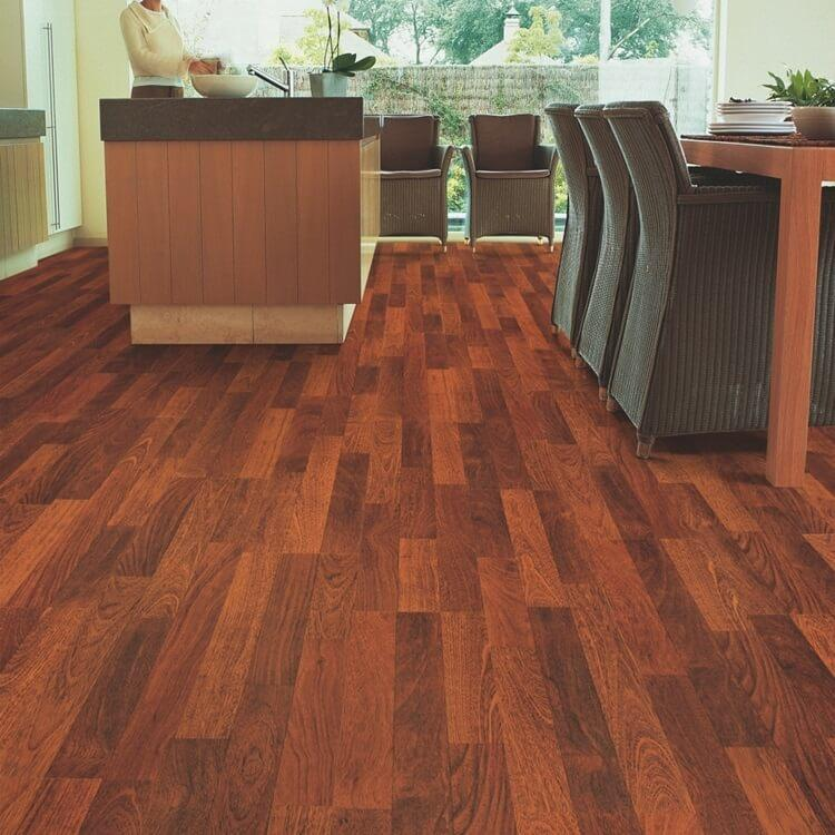Quick Step Classic Enhanced Merbau CL1039 Hydroseal Laminate Flooring