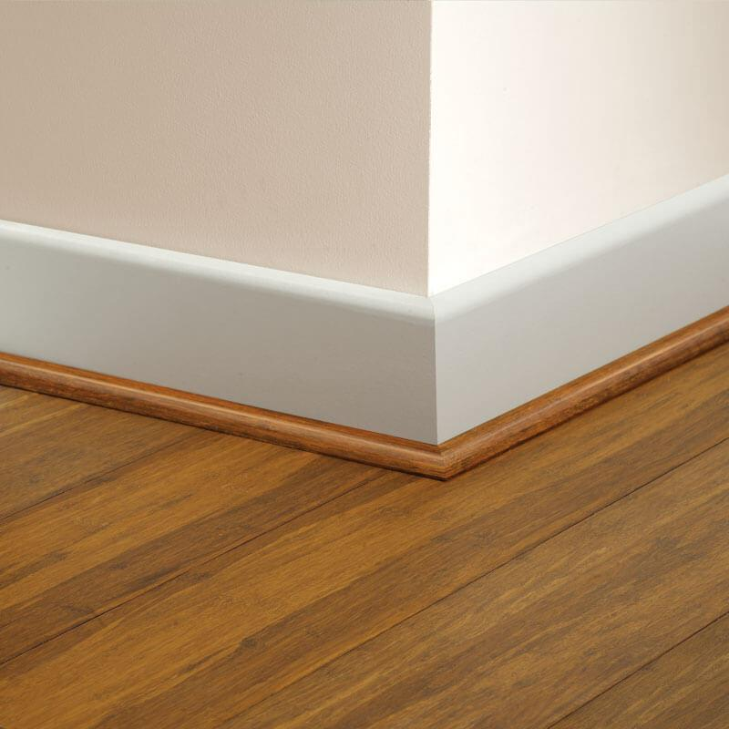 Oxwich Bamboo Matching Strand Quadrant Profile For Woodpecker Flooring