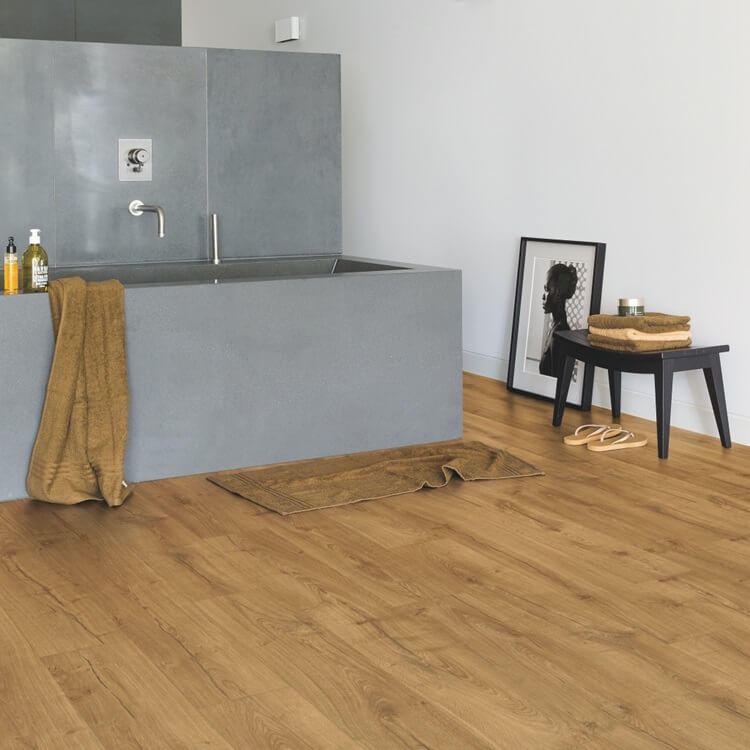 Quick-Step Impressive Ultra Classic Oak Natural IMU1848 12mm Laminate Flooring