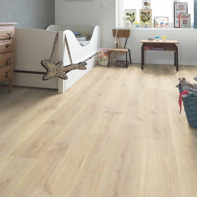 Quick-Step Creo Tennessee Oak Light Wood CR3179 Laminate Flooring