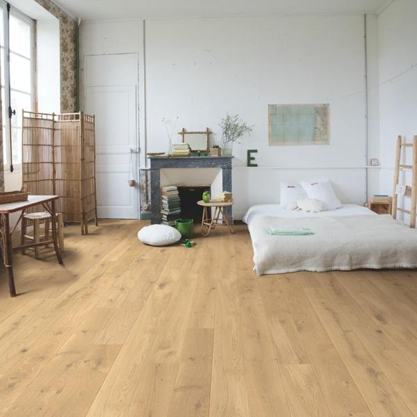 Quick-Step Compact Country Raw Oak Extra Matt Engineered Realwood Flooring COM3097