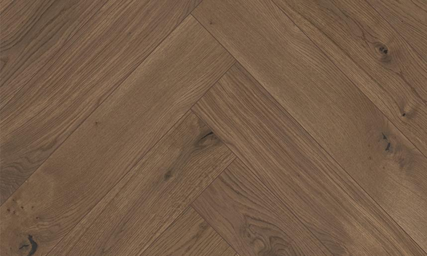 Parquet Stanley Oak Herringbone HOZSTAN Brushed & Oiled Baelea Holt Engineered Wood Flooring