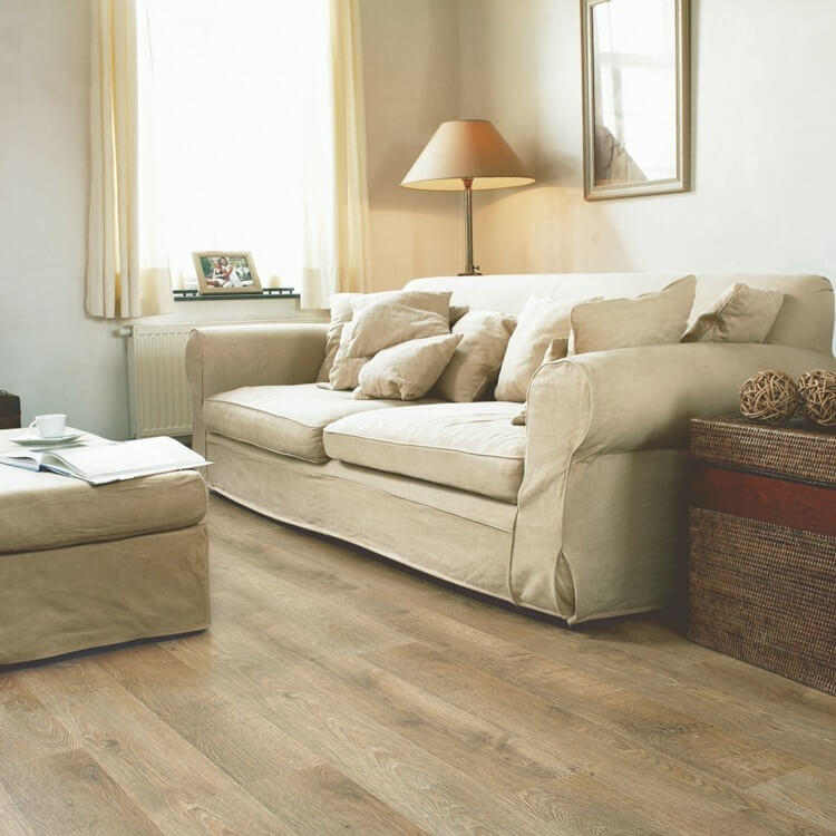 Quick Step Eligna Old Oak Matt Oiled Planks EL312 Hydroseal Laminate Flooring