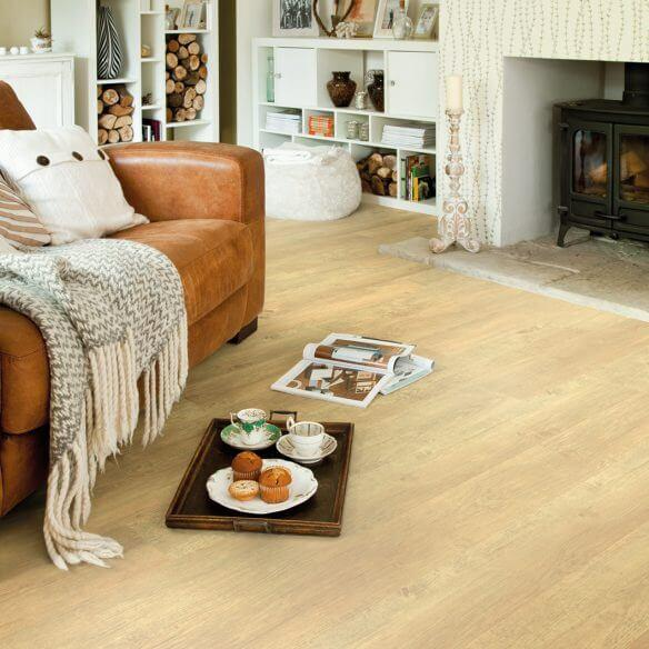 Natural Solutions Carina Plank Click Luxury Vinyl Flooring