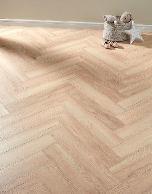 Baelea Nature Parquet Rustic Sand Oak 12mm Laminate Flooring