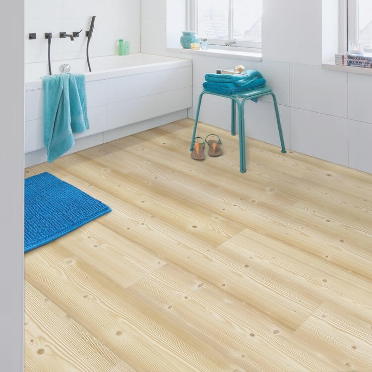 Quick-Step Impressive Ultra Natural Pine IMU1860 12mm Laminate Flooring