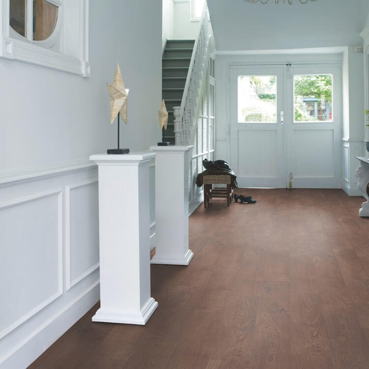 Quick Step Classic Old Oak Natural CLM1381 Hydroseal Laminate Flooring