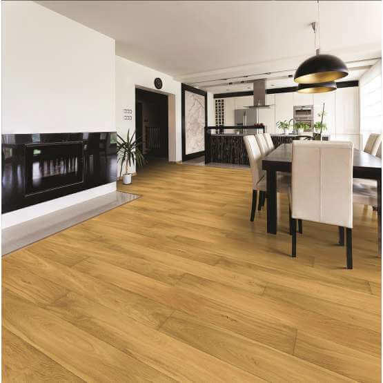 Tuscan TF102 UV Oiled Engineered Oak Flooring