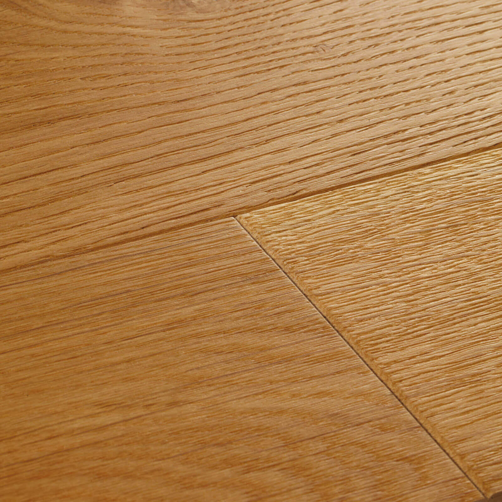 Woodpecker Chepstow Rustic Oak Lacquered Engineered Wood Flooring 189mm 65-HML-001