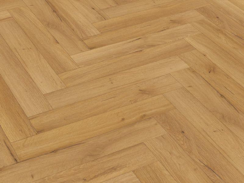 Baelea Nature Parquet Rustic Natural Oak 12mm Laminate Flooring
