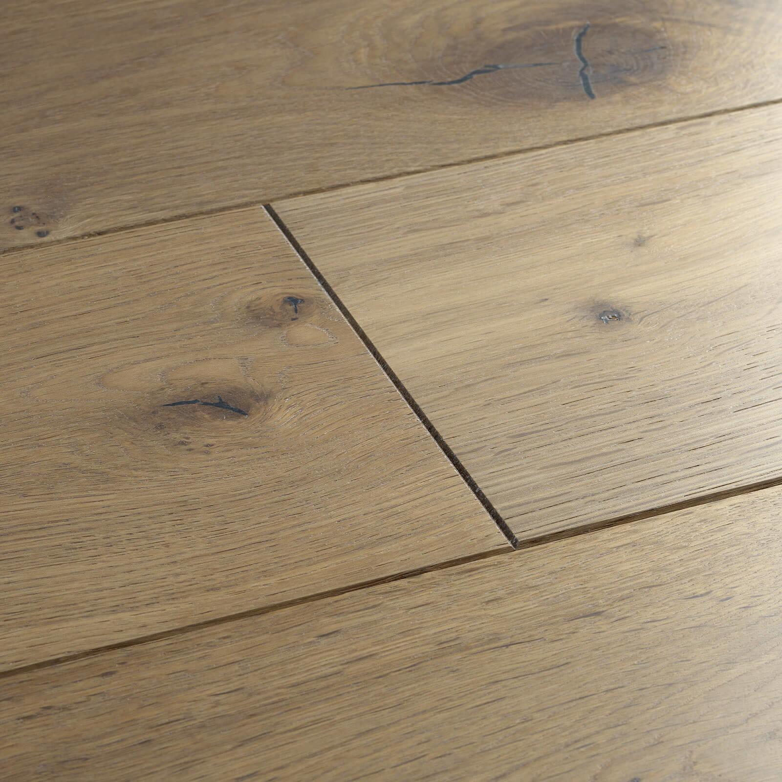 Woodpecker Chepstow Washed Oak Oiled Engineered Wood Flooring 65-RWA-002