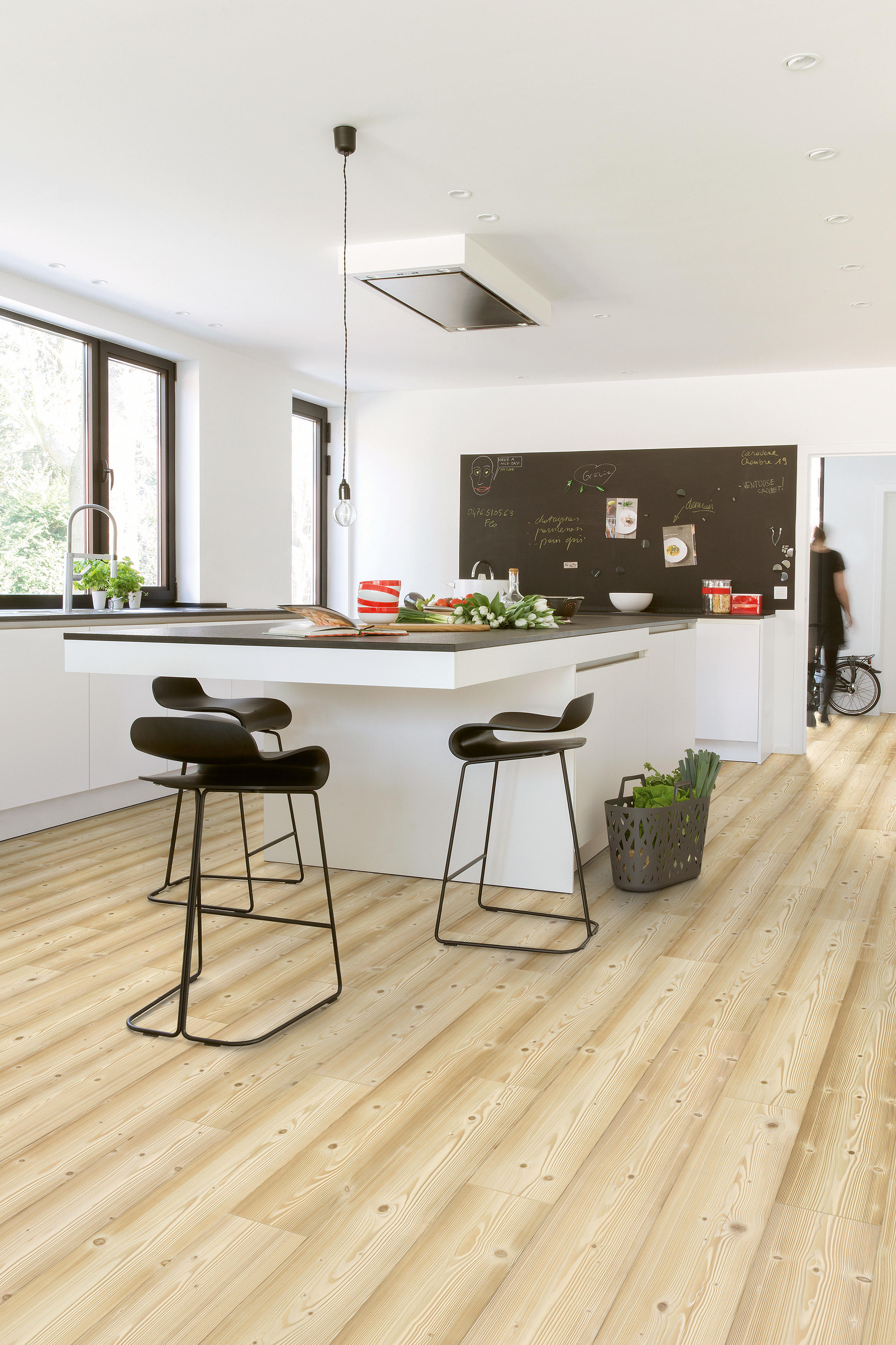 Quick-Step Impressive Natural Pine IM1860 8mm Laminate Flooring