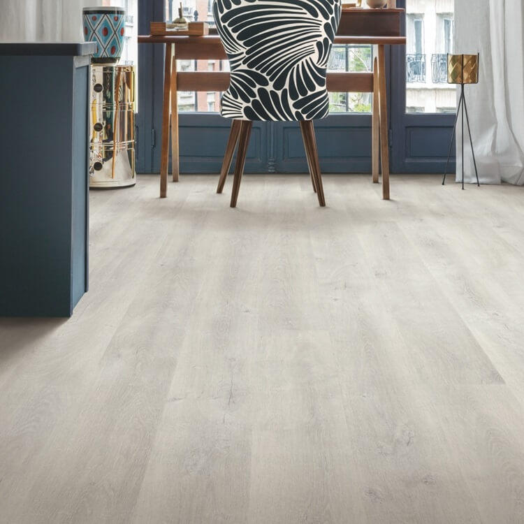 Quick Step Eligna Venice Oak Light Planks EL3990 Hydroseal Laminate Flooring