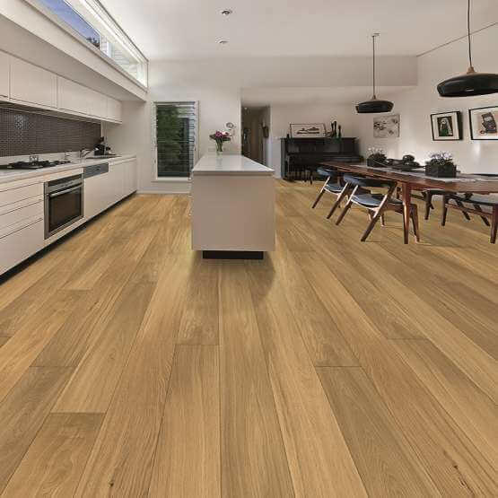 Tuscan TF104 Brushed & UV Oiled Engineered Wood Flooring