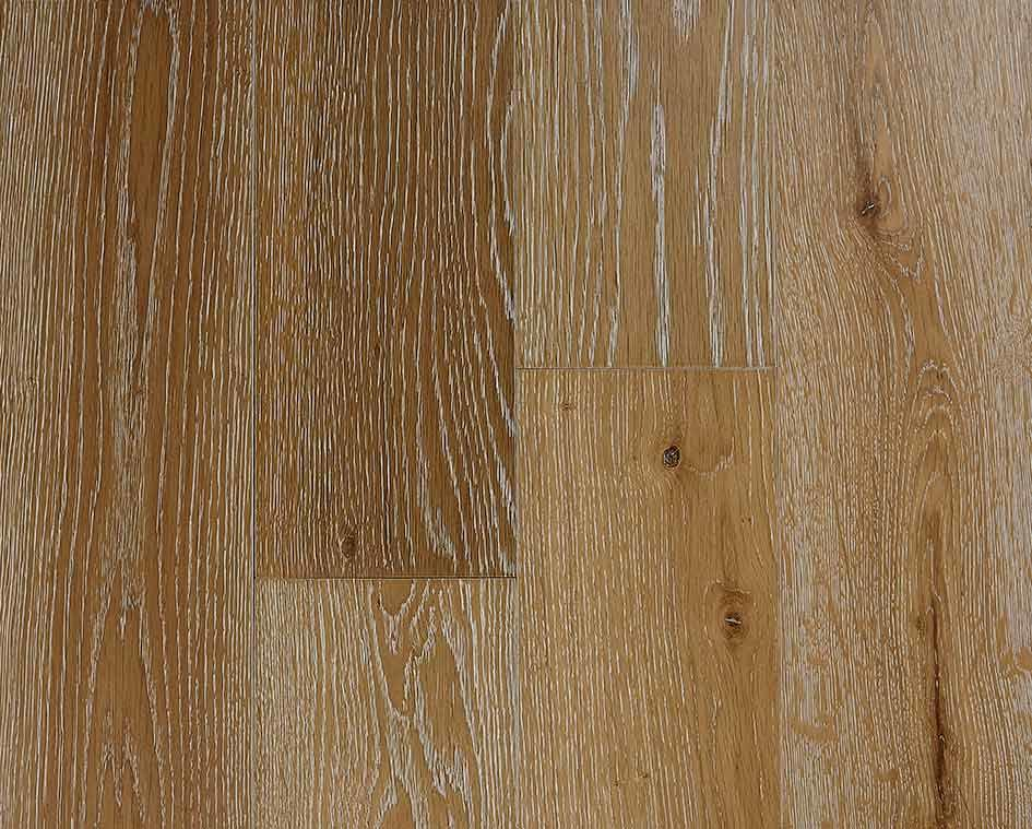 Baelea Narrow Autumn Oak Brushed & UV Oiled 125mm Engineered Wood Flooring BF14