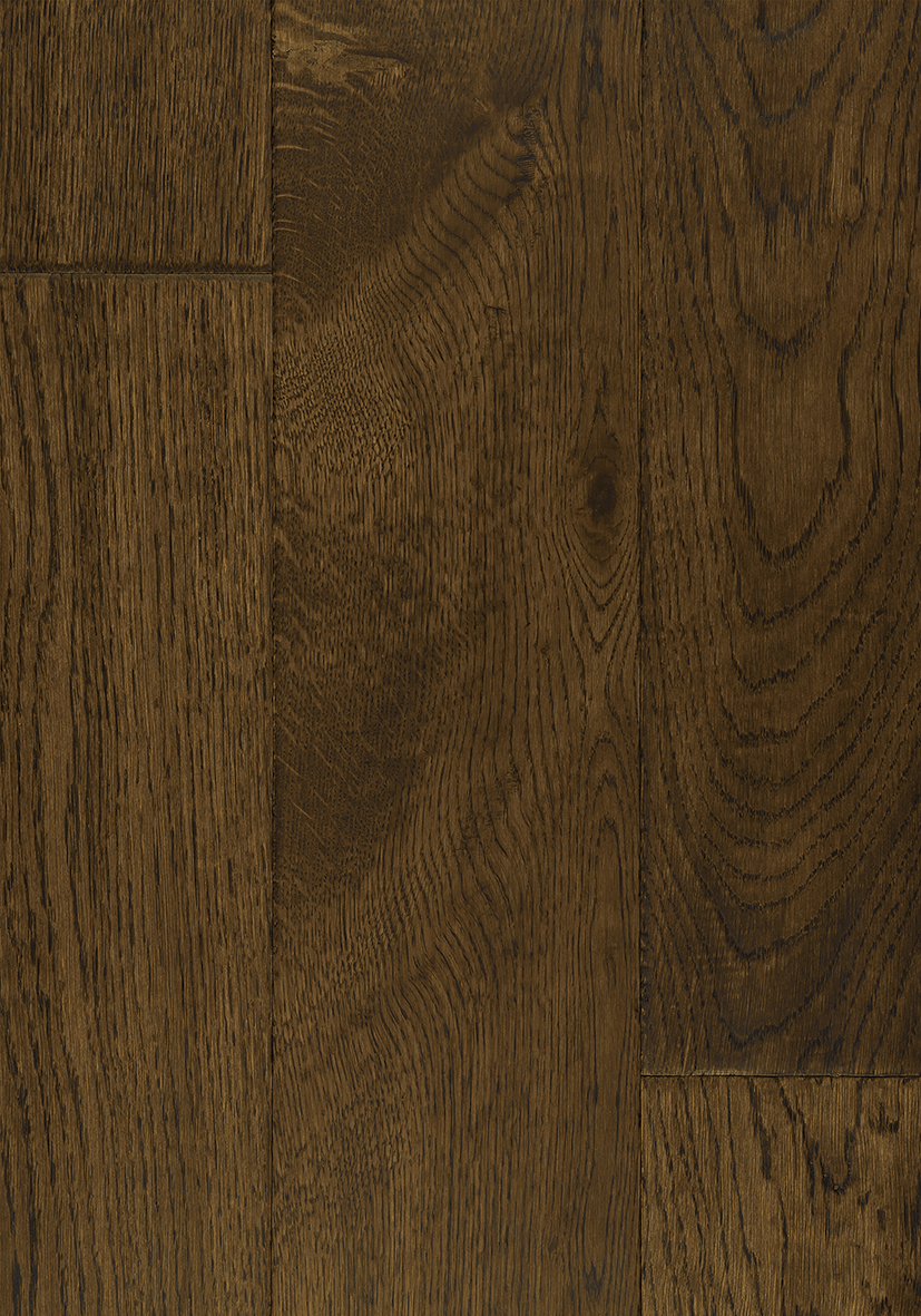 Tuscan Forte Toffee Oak Handscraped & Lacquered TF516 Engineered Wood Flooring