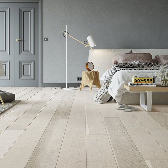 Tuscan Strato Classic Engineered Real Wood Flooring