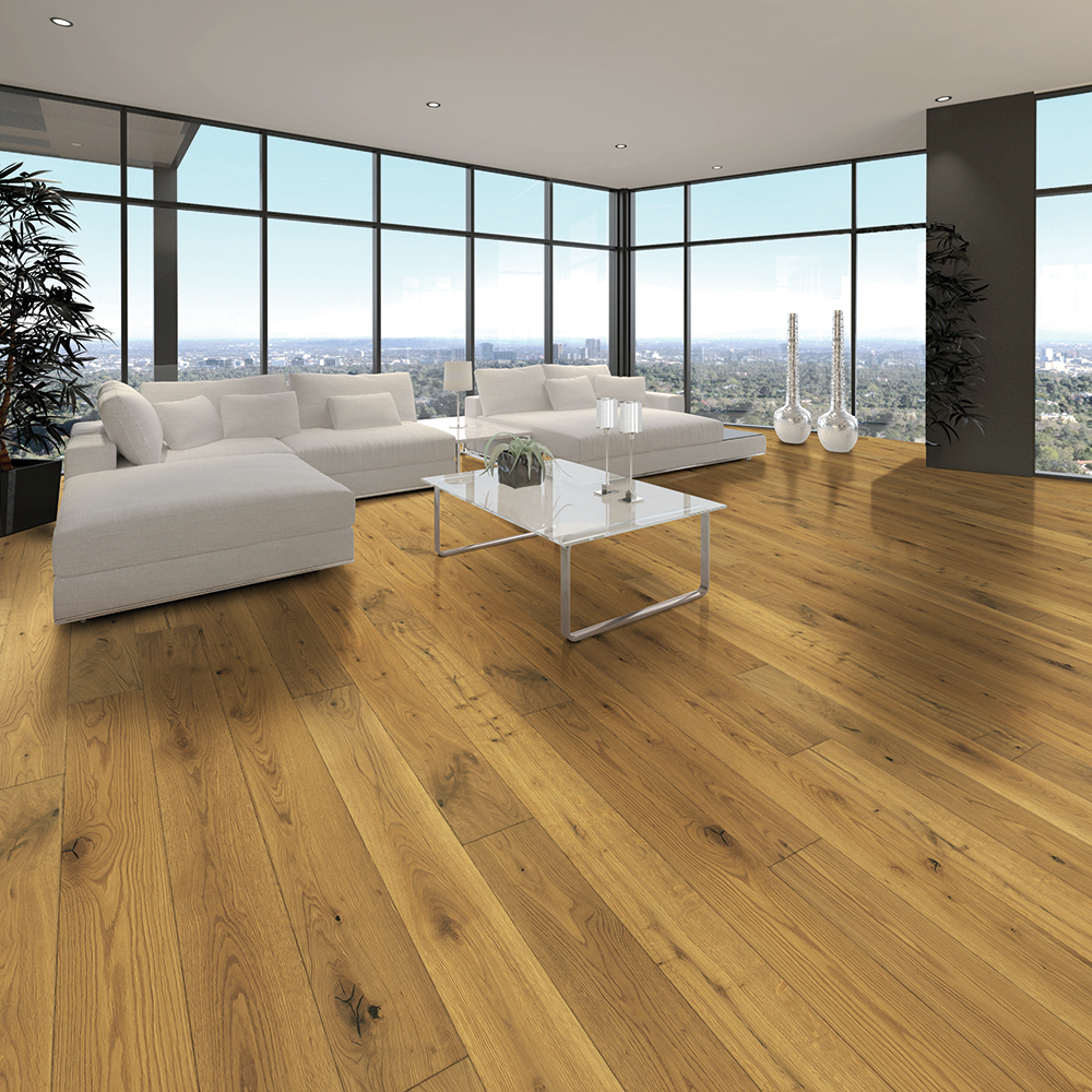 Tuscan Vintage Classic Engineered Wood Flooring