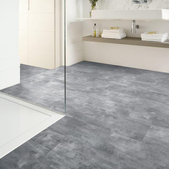 Natural Solutions Sirona Tile Dryback Luxury Vinyl Flooring