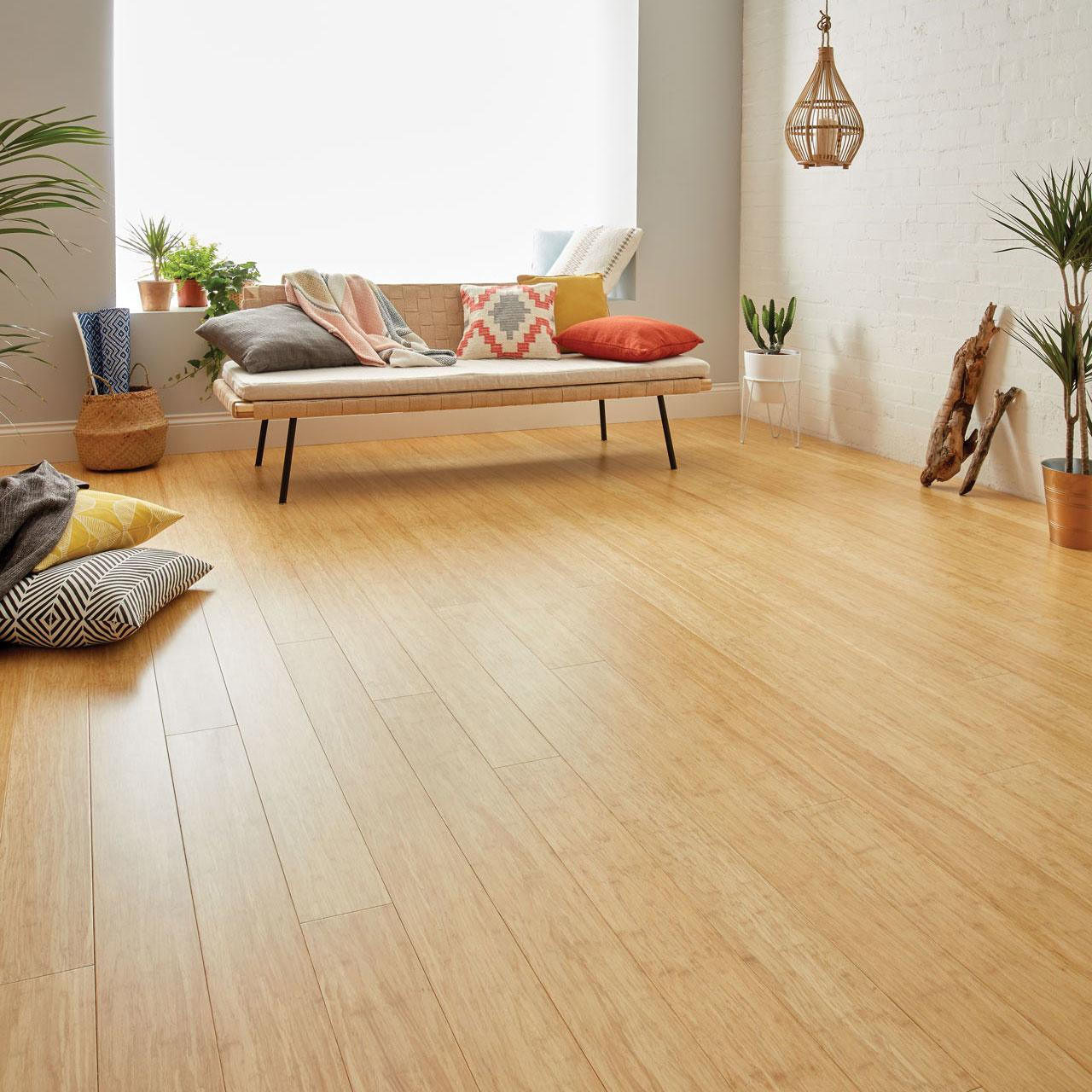 Woodpecker Oxwich Natural Strand Matt Lacquered Bamboo Flooring 20-SWN-001