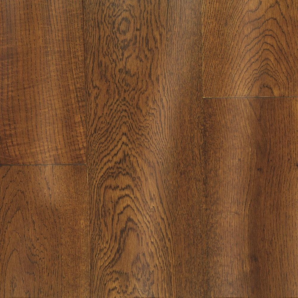Tuscan Terreno Golden Oak Hand Distressed & Lacquered TF21 Engineered Wood Flooring