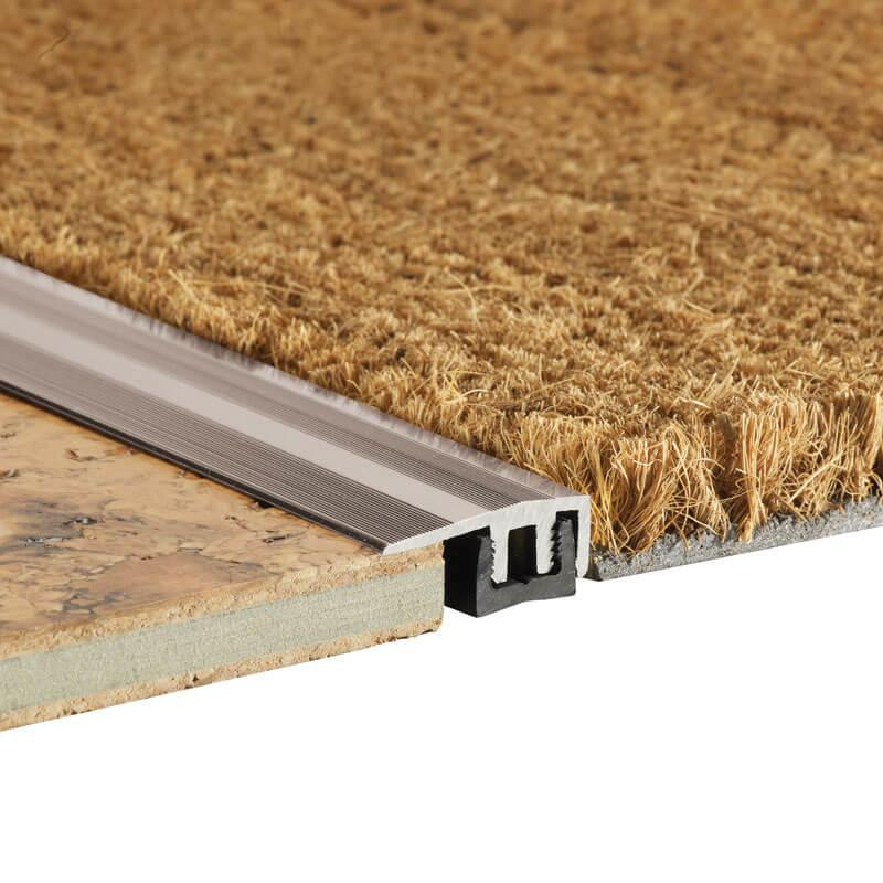 Metal End Profile for Woodpecker Wood Flooring