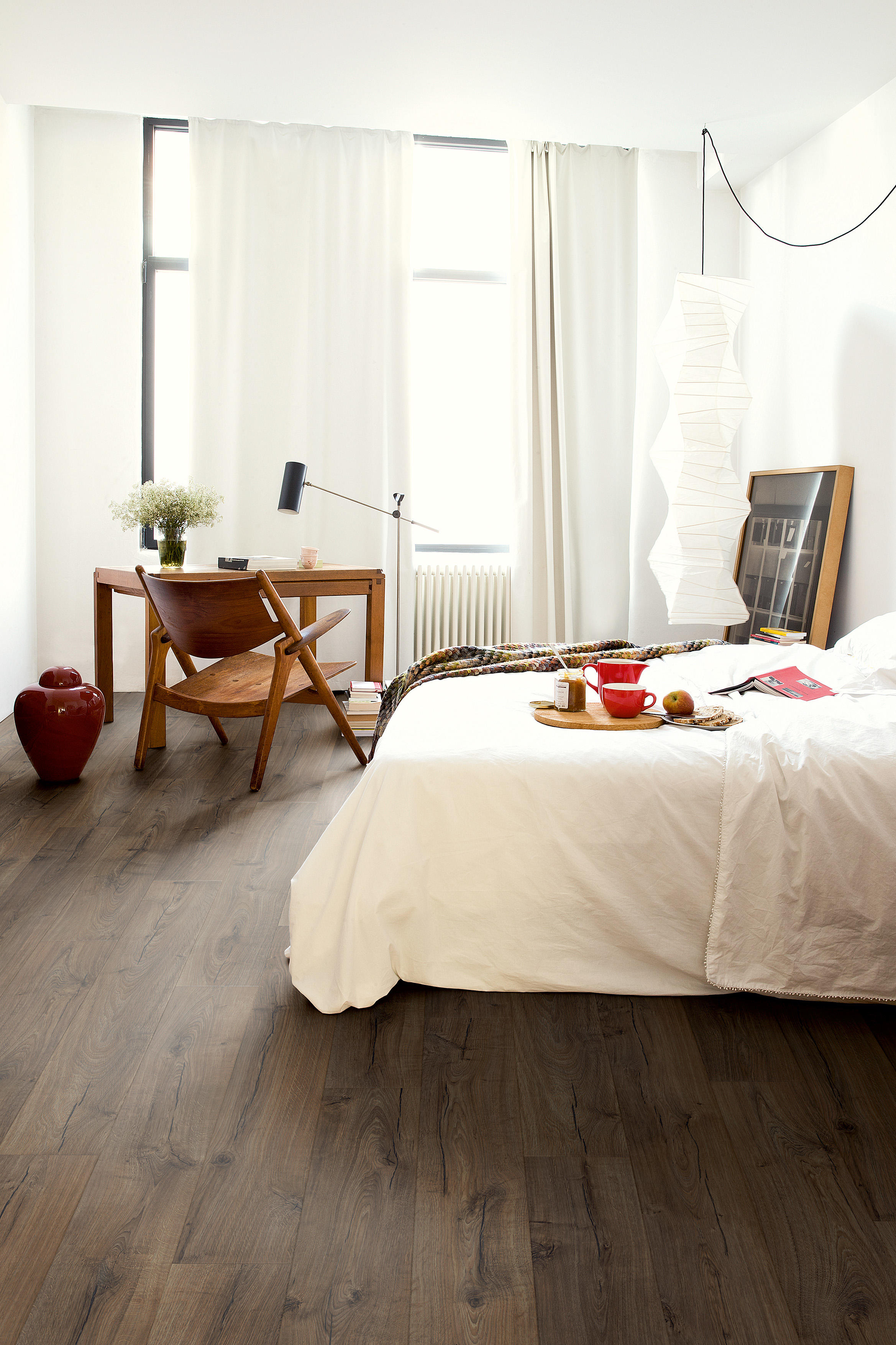 Quick-Step Impressive Classic Oak Brown IM1849 8mm Laminate Flooring